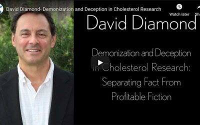 David Diamond – Demonization and Deception in Cholesterol Research