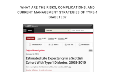 Andrew P. Koutnik – Part 2: The Risks and Complications of T1D and Current Management Tools